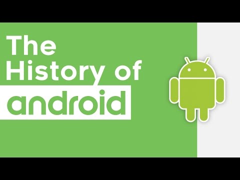 The History of Android!
