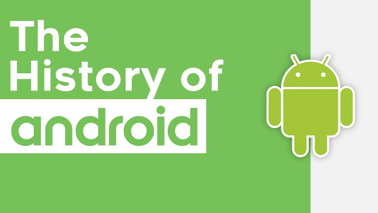history of android It's been more than two years since we originally ran ron's epic 40,000-word history of the android operating system, and in that time android has continued to evolve and add version numbers.