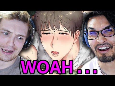 Listening To Weird Japanese Yαoi ASMRs (ft. CDawgVA)