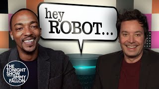 Hey Robot with Anthony Mackie