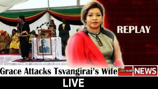GRACE MUGABE ATTACKS TSVANGIRAI