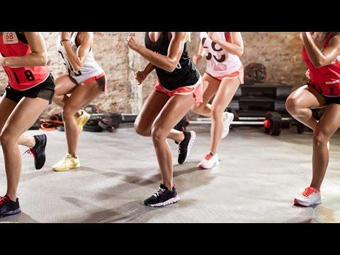 A lezione di aerobica per tonificarti
