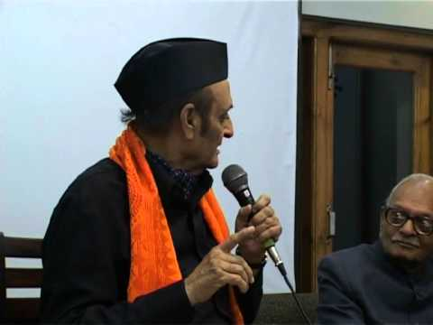 Karan Singh at Asian Confluence