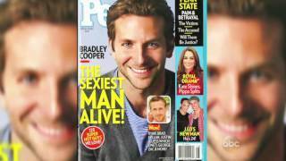 Bradley Cooper on His Late Father and Deciding to Get Sober