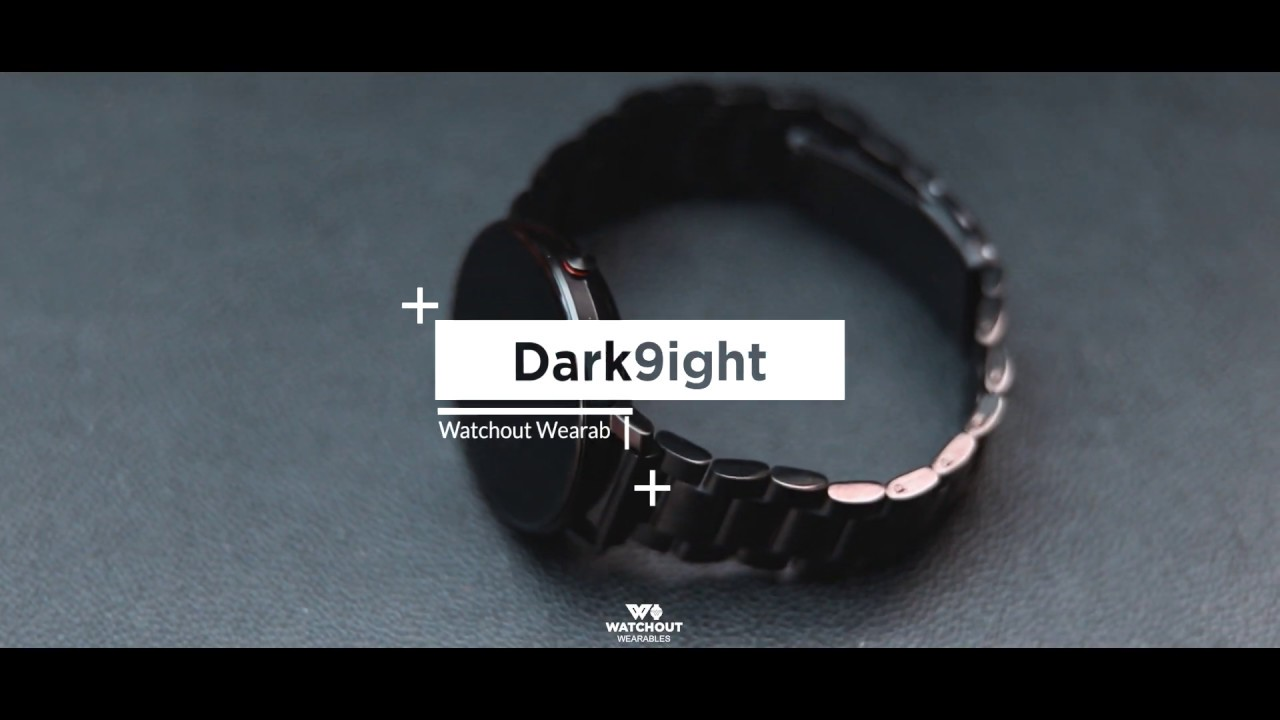 DarK9ight Smart Watch