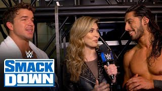 Shorty G & Mustafa Ali happy to keep proving doubters wrong: SmackDown Exclusive, Nov. 15, 2019