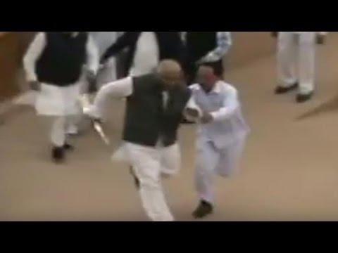 Tripura Assembly Uproar: Trinamool Congress MLA Fled With Speaker's Mace