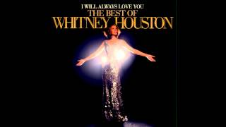 Gambar cover Whitney Houston - I Will Always Love You (Audio)