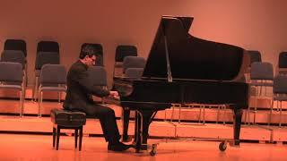 Chopin - Sonata no. 1 in C minor, op. 4 (I. Allegro maestoso)