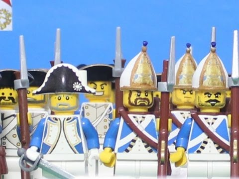 1741 Lego Battle of Mollwitz, War of Austrian Succession