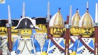 1741 Lego Battle of Mollwitz, War of Austrian Succession