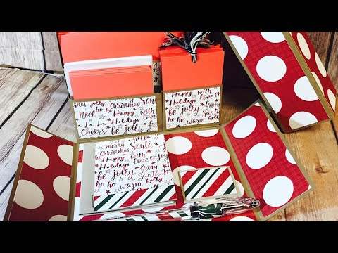 Stationery Box Gift Set requested