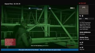 Grand Theft Auto 5: Online W/ Halo Part 2