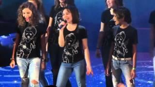 Финальная песня  Мир Без Войны  ( концерта Поколение Next Республика Кидс и Опен Кидс )