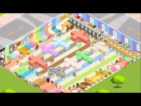 Bakery Story Designs - YouTube