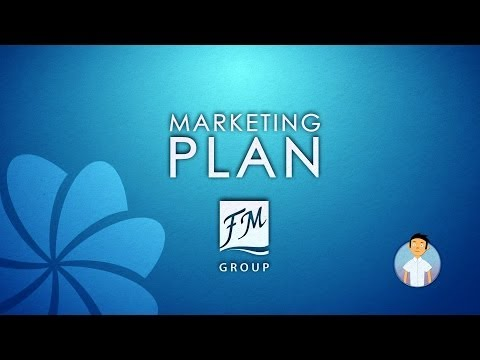 FM GROUP - Marketing Plan I