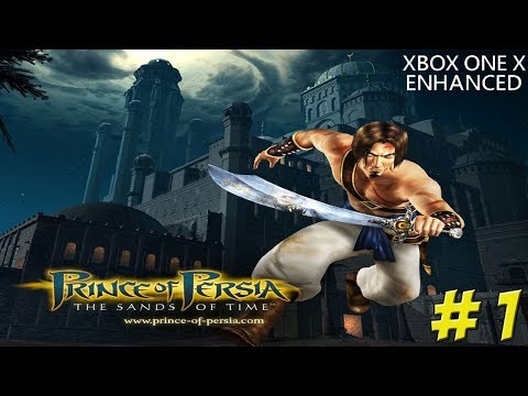 Prince of Persia: Sands of Time! Xbox One X Enhanced! Part 1 - YoVideogames
