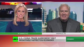 Will US-China deal put squeeze on EU?