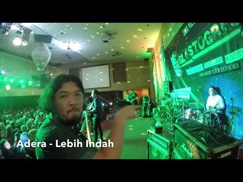 Adera - Lebih Indah Live at Hotel Merdeka, Madiun.