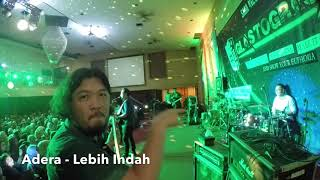 Video Adera - Lebih Indah Live at Hotel Merdeka, Madiun. download MP3, 3GP, MP4, WEBM, AVI, FLV April 2018