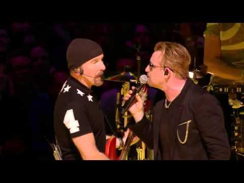 U2 - Mysterious Ways - Paris 12/6/15 - Pro Shot HD