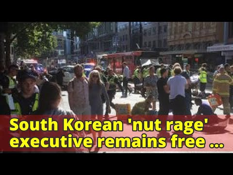 South Korean 'nut rage' executive remains free after court upholds suspended sentence