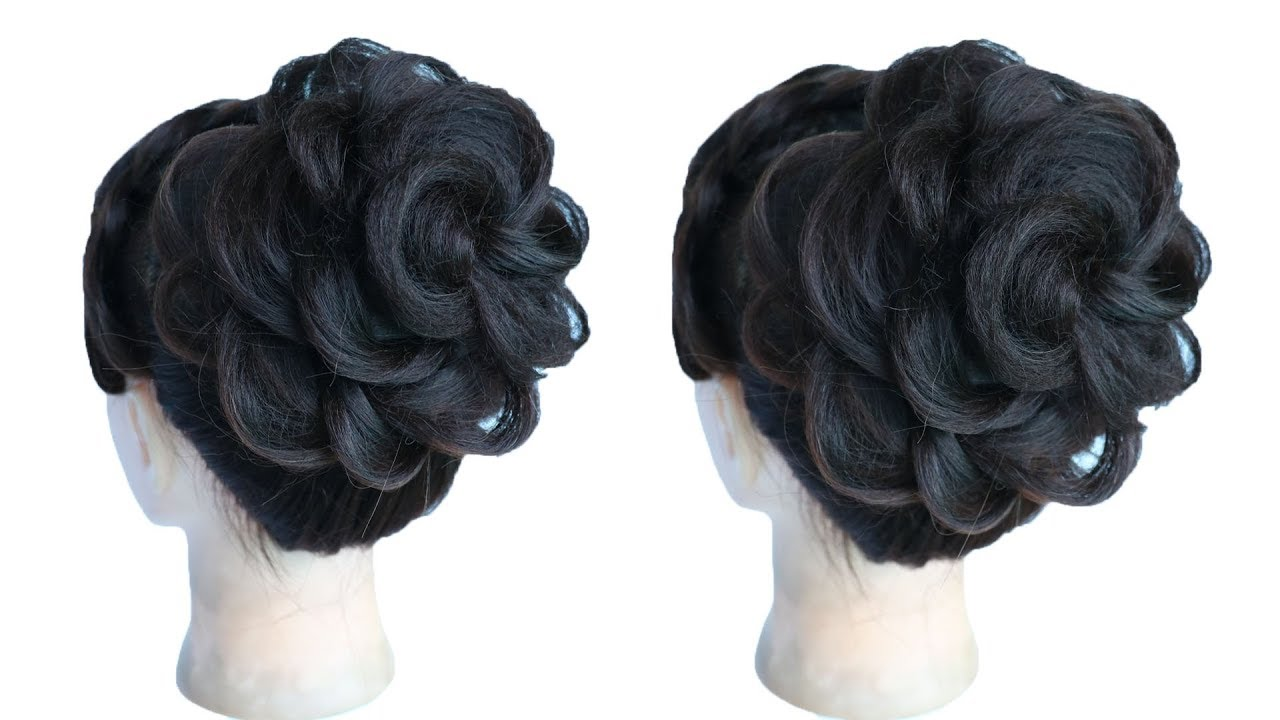 Juda Hairstyle For Special Occasion