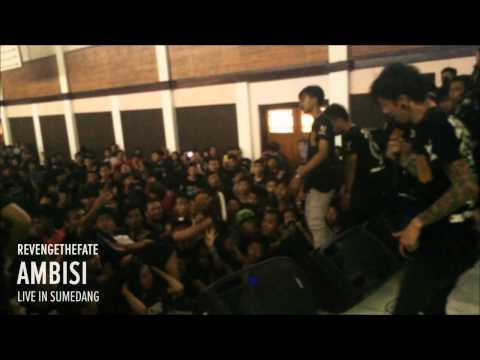 REVENGE THE FATE - AMBISI (Live in Sumedang)