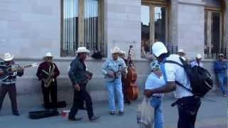Bailala, que bailala- Artistas Callejeros en Chihuahua