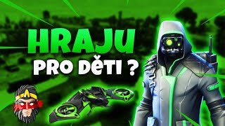 NOVÝ SKIN ( ARCHETYPE ) JE TOP ! - Fortnite Battle Royale solo