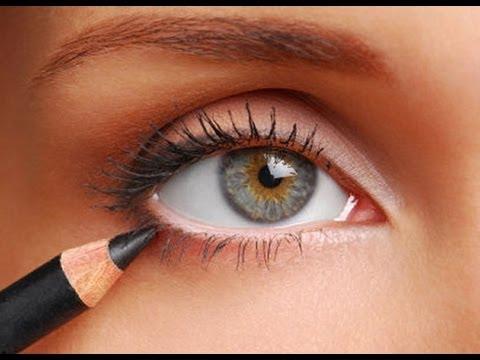 Maquillaje r pido y f cil ojos youtube for Pintarse los ojos facil