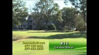 carolina shores golf country club on seasidegolf com presents myrtle beach