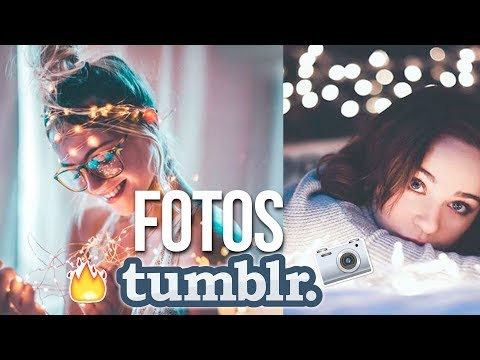 🤯 Haz FOTOS TUMBLR tú SOLA EN CASA 🥰💫| Camila Dust