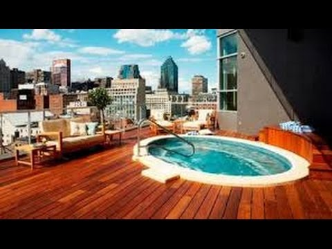 Best 4* Star Hotel Montreal Canada