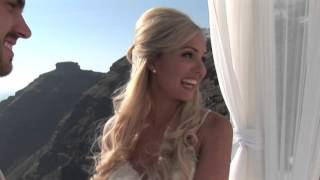 Ionian Weddings at Dana Villas, Santorini(Santorini Dana Villas is surrounded by surreal rock formations making it the ideal exotic Santorini wedding location. Ionian Weddings organises many stylish ..., 2015-12-15T14:21:11.000Z)