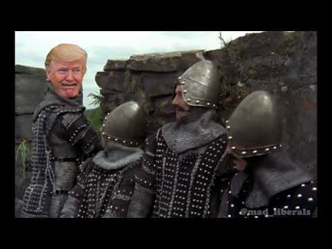 The Quest For The Holy Grail Vs. Donald Trump