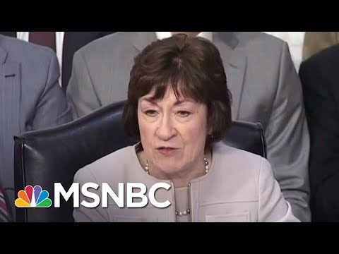 Senate GOP Leaders Unveil Health Care Bill | MSNBC