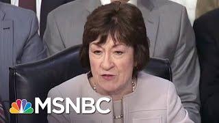 Senate GOP Leaders Unveil Health Care Bill   MSNBC