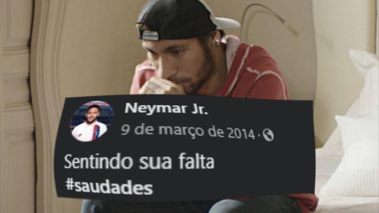 O CURIOSO CASO DE NEYMAR BOOMER