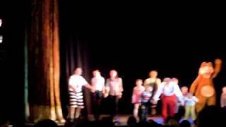 Дом Клоунов Маски шоу+Деревня дураков Ксения на сцене