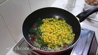 Thai Chicken Coconut Soup Recipe - Tom Yum Gai ต้มยำไก่