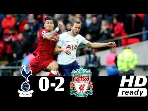 Тоттенхэм - Ливерпуль 0-2 финал