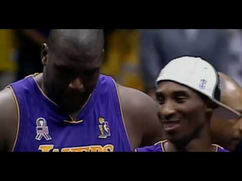 Shaq Talks About Shaq Kobe Beef