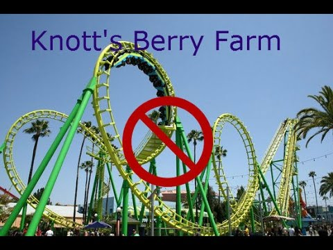 Knott's Berry Farm Photo Gallery | Family Vacation Hub |Knotts Berry Farm Coasters