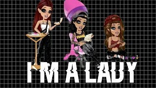 I`m a lady - MSP version