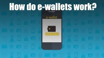 What happens to money in e-wallets?