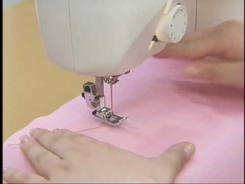 Brother LX 40 Sewing Machine 40 Stitch Zigzag Stitching YouTube Delectable Brother Lx 3817 Sewing Machine