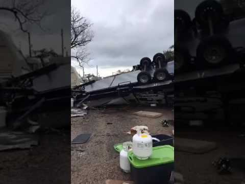 Tornado in New Orleans East: See tornado damage and hear from eyewitnesses