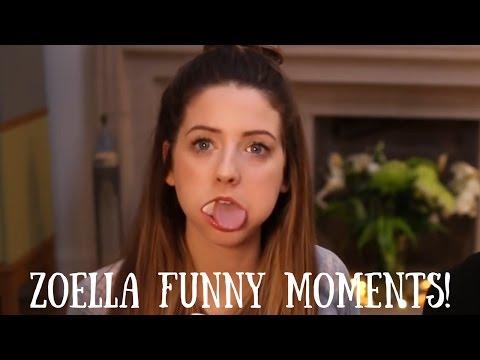 Zoella Funny Moments!!