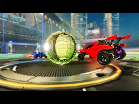 What Its Like To 1v1 A Pro Rocket League Player thumbnail
